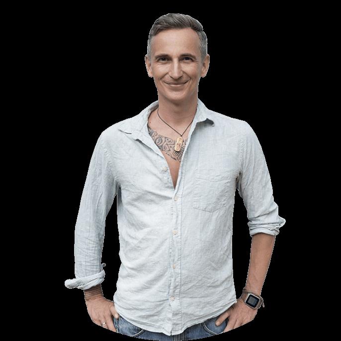 Jarek Kaniewski portrait